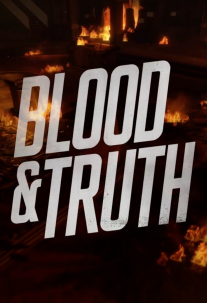 Blood & Truth cover art