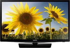 Samsung UE19H4000 19-inch Widescreen HD Ready LED TV with Freeview HD cover art