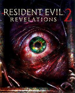Resident Evil Revelations 2: Episode 2 cover art
