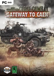 Close Combat: Gateway to Caen cover art