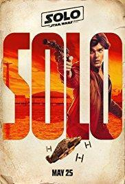 Solo: A Star Wars Story cover art