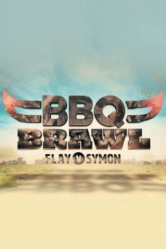 BBQ Brawl: Flay V. Symon Season 1 cover art