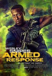 Armed Response cover art