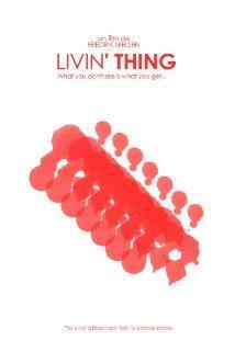 Livin' Thing cover art