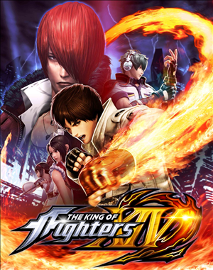 The King of Fighters XIV cover art