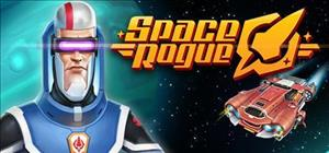 Space Rogue cover art