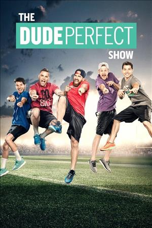 The Dude Perfect Show Season 2 cover art