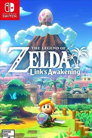 The Legend of Zelda: Link's Awakening cover art