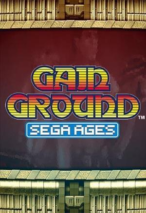 Sega Ages Gain Ground cover art