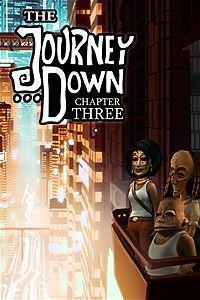 The Journey Down: Chapter Three cover art