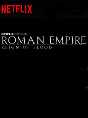 Roman Empire: Reign of Blood Season 1 cover art