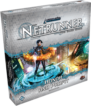 Android: Netrunner – Honor and Profit cover art