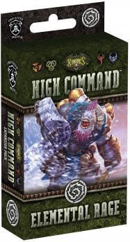 Hordes: High Command – Elemental Rage cover art