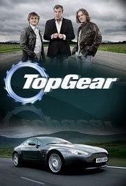 Top Gear Season 25 cover art