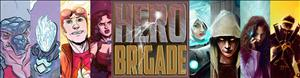 Hero Brigade cover art