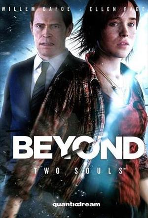 Beyond: Two Souls cover art