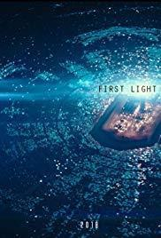 At First Light cover art