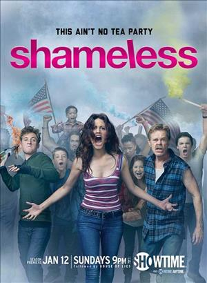 Shameless Season 4 cover art