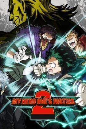 My Hero One's Justice 2 cover art