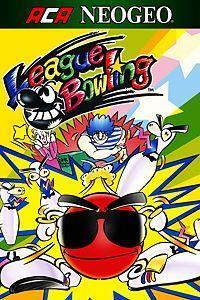 ACA NeoGeo League Bowling cover art