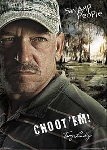 Swamp People Season 7 cover art