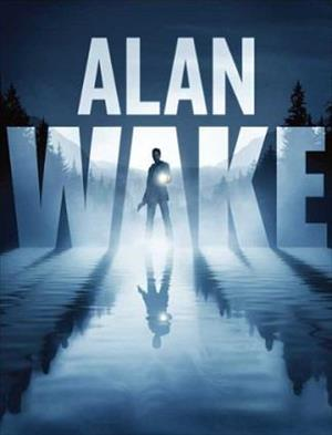 Alan Wake 2 cover art