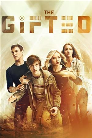 The Gifted Season 2 cover art
