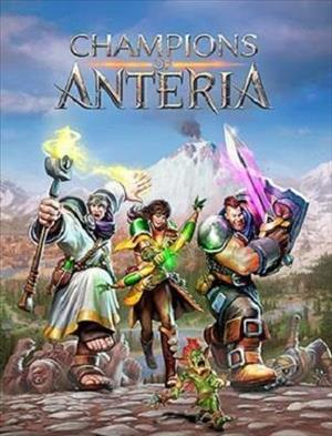 Champions of Anteria cover art