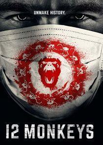 12 Monkeys Season 2 cover art