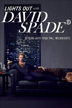 Lights Out with David Spade Season 1 cover art