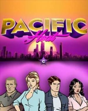 Pacific Heat Season 1 cover art