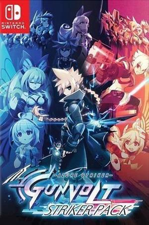 Azure Striker Gunvolt: Striker Pack cover art