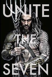 Aquaman cover art