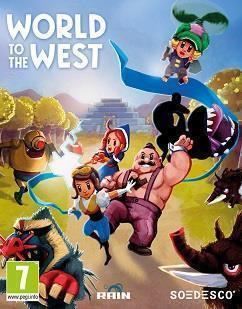 World to the West cover art