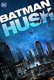 Batman: Hush cover art