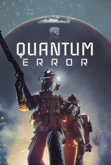 Quantum Error cover art