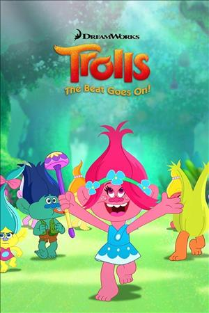 Trolls: The Beat Goes On! Season 3 cover art