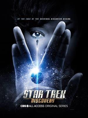 Star Trek: Discovery Season 2 cover art