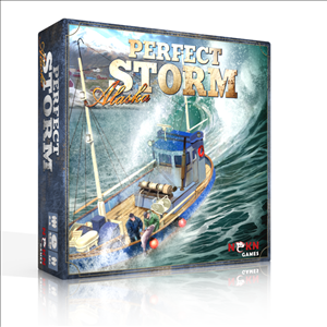 Perfect Storm: Alaska cover art