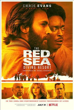 The Red Sea Diving Resort cover art
