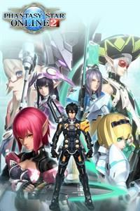 Phantasy Star Online 2 cover art
