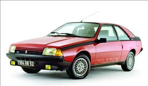 RENAULT Fuego Turbo cover art