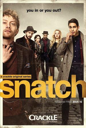 Snatch Season 1 cover art