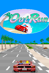 Sega Ages: Out Run cover art