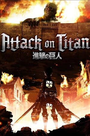 Attack on Titan Season 4 cover art