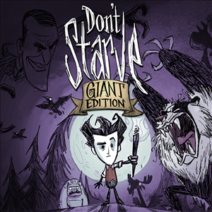 Don't Starve: Giant Edition cover art