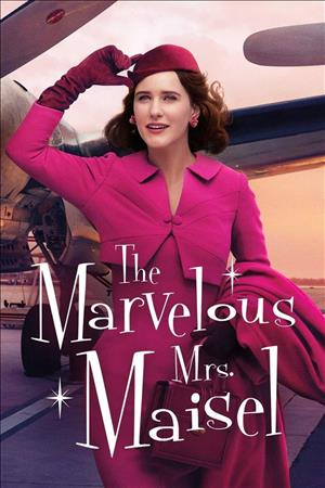 The Marvelous Mrs. Maisel Season 4 cover art