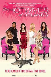 The Hotwives of Orlando Season 1 cover art