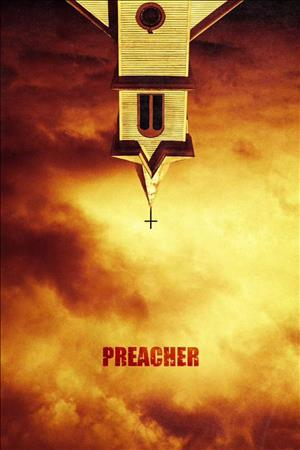 Preacher Season 3 cover art
