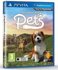 PS Vita Pets cover art